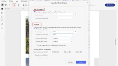 Photo of How to avoid copying the text of a PDF | Protect a PDF against copy
