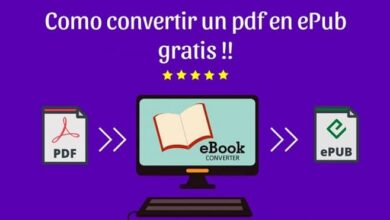 Photo of How to convert a PDF document to EPUB without free programs?