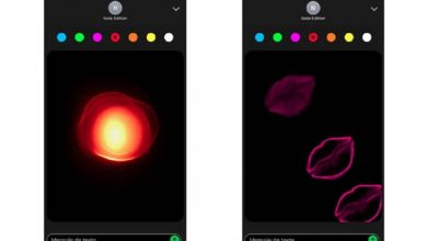 Photo of How to Send Animated Messages with Effects and Backgrounds in iMessage From My iPhone