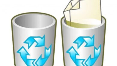 Photo of How to modify the space reserved for the recycle bin