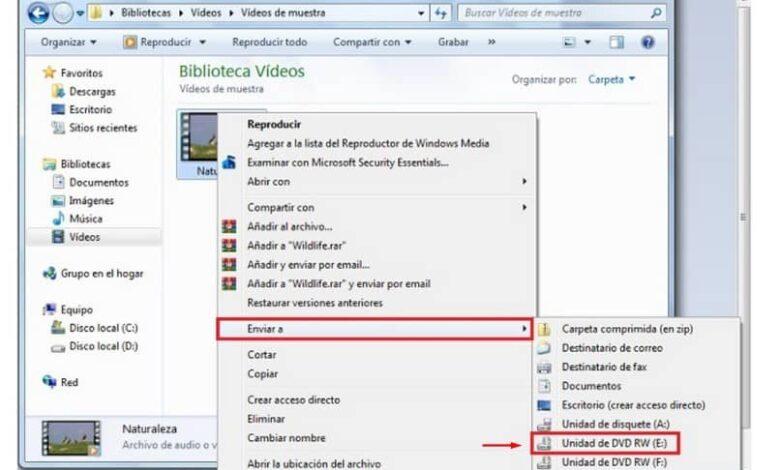 move files drive