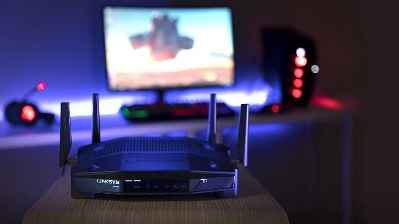wireless network router