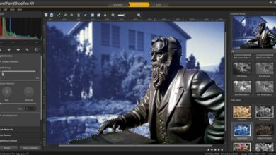 Photo of How to add brush strokes to a path and import and export it with Corel Photo Paint