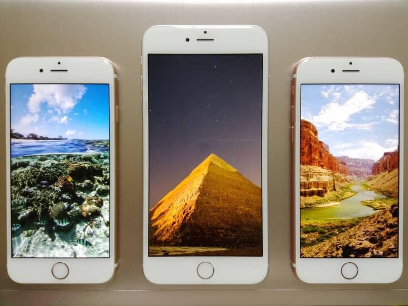 select iphone wallpaper