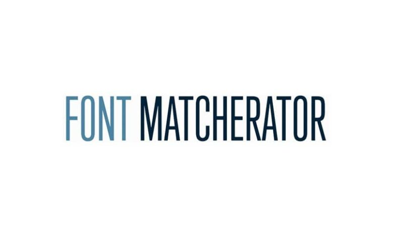 program font matcherator