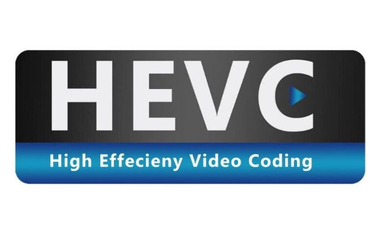 HEVC format to save