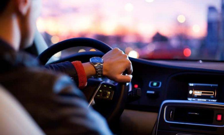 man drives car with china radio software