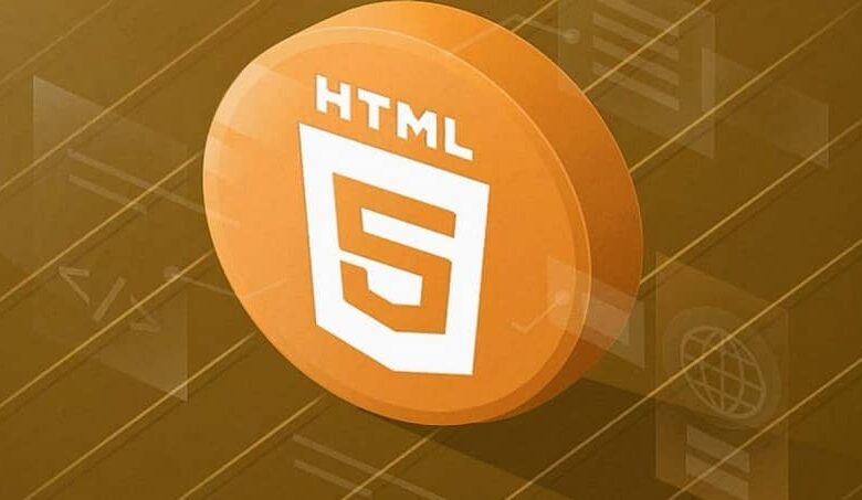 logo of the latest version html 5