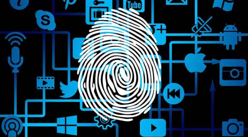 remove fingerprint trace
