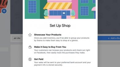 Photo of How to create and activate a Facebook store with Facebook Shop
