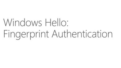 Photo of How to install the Windows fingerprint reader driver?