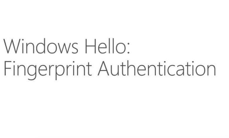 windows hello security