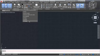 Photo of How to display the command bar or toolbar in AutoCAD