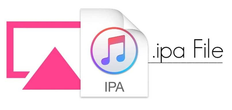 ipa file design
