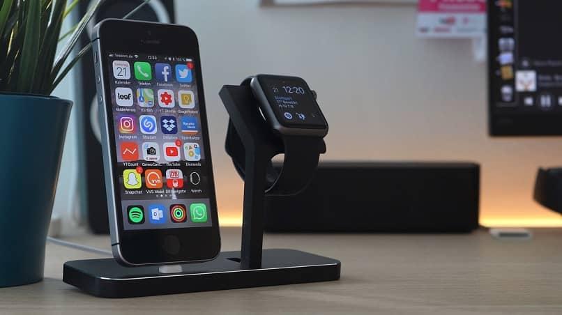 configure watch mobile data