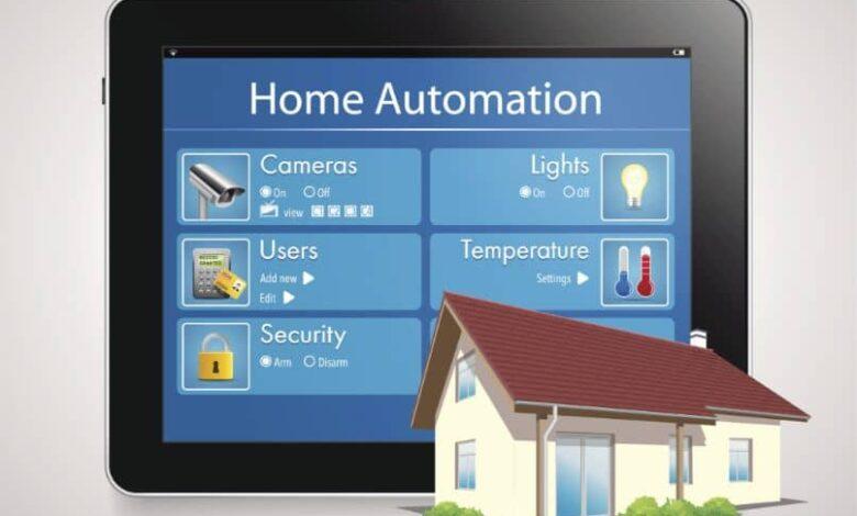 tablet home app