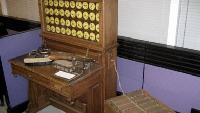 Photo of Tabulating machine: What is it and what is it for in computing? How does it work?