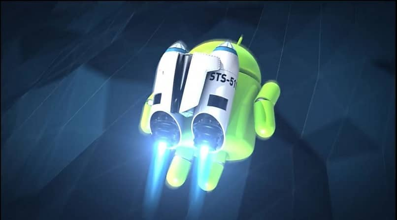 martian android thrusters speed ram