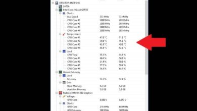 Photo of How to know or measure the temperature of the CPU of my computer in Windows, Linux and MacOS?
