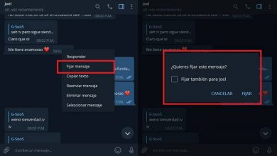 Photo of How to pin or pin a message in a group or Telegram channel – Telegram tricks