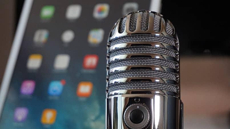 connect an external microphone