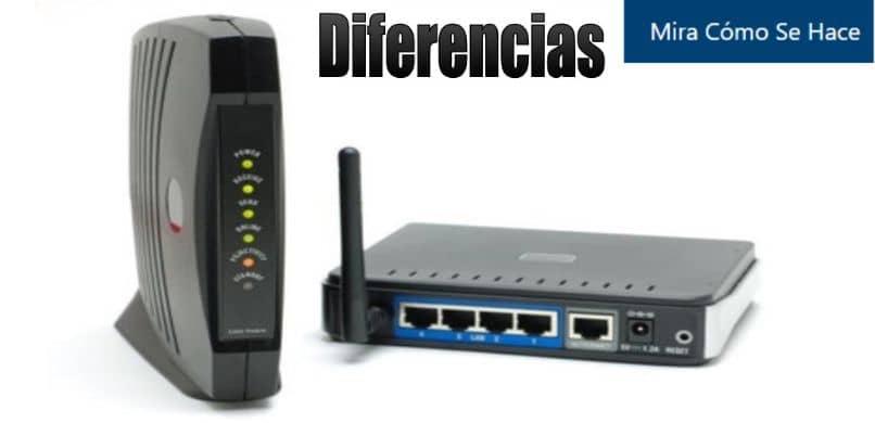 modem router white background antenna