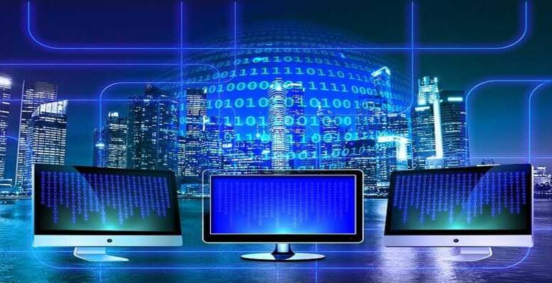 interconnected computers
