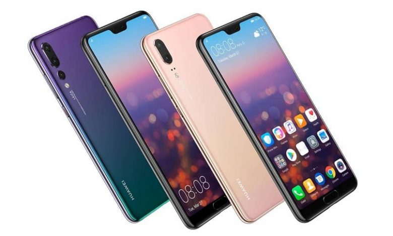 different huawei brand phones
