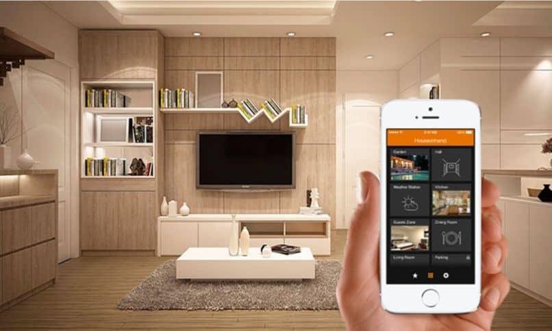 home furniture books mobile hand app