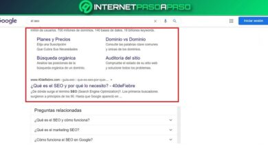 Photo of Google serp what is it, what is it for and what kind of results can we find in them?