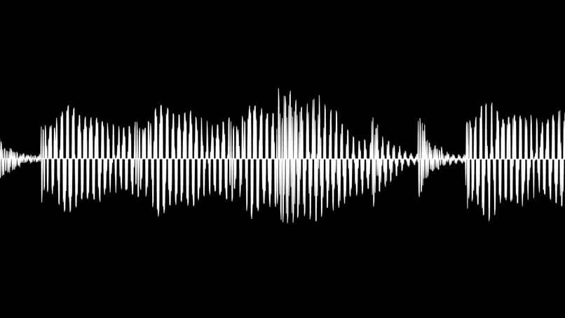 white waves sound
