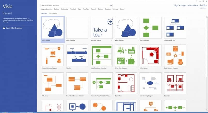 create organization chart