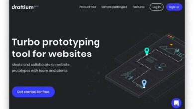 Photo of How to create a professional website without knowing Draftium programming?