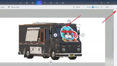 Photo of What are and how to use the adhesives and textures that paint 3d integrates in our designs