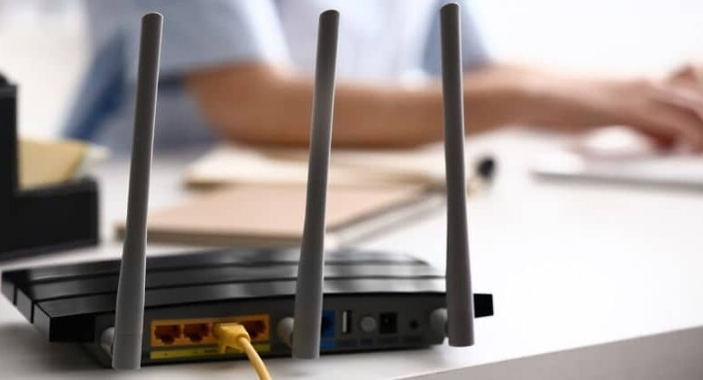 router security measures