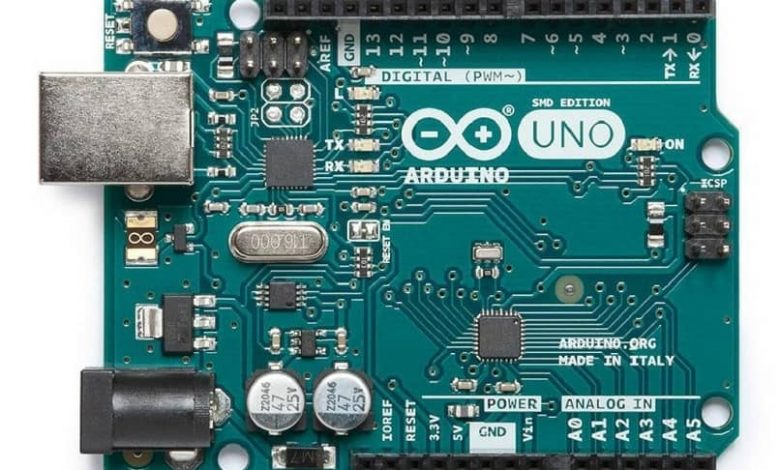 original arduino board