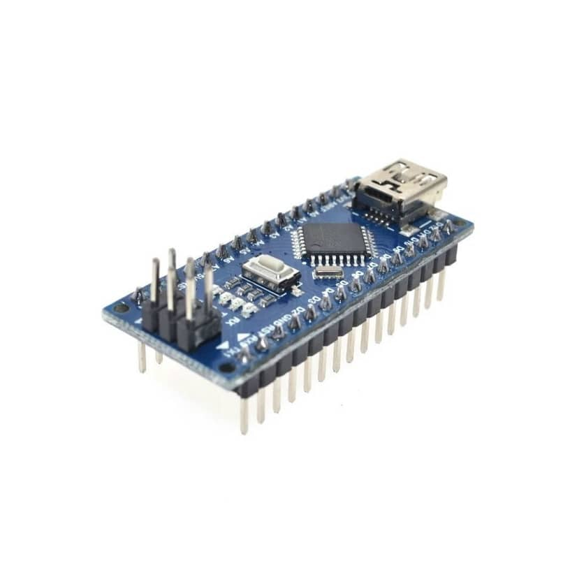 original blue arduino board