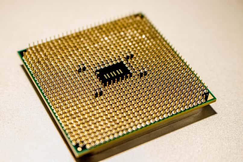 processor of a computer