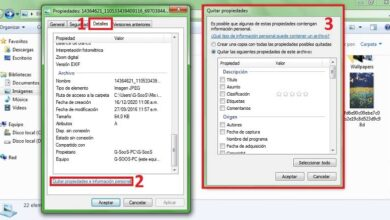 Photo of How to remove tags or metadata from my images and photos from Android in Windows