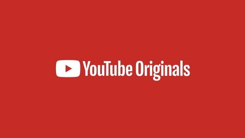 YouTube Originals OTT service