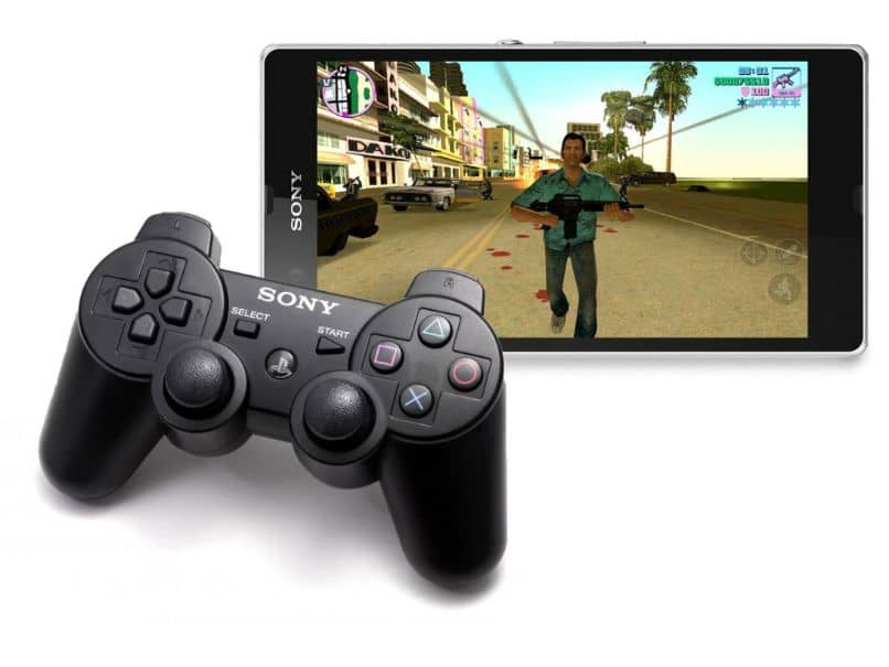 program a cell phone with a ps3