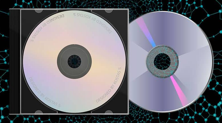 what are optical discs