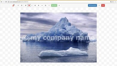 Photo of How to remove the watermark from an image without online programs