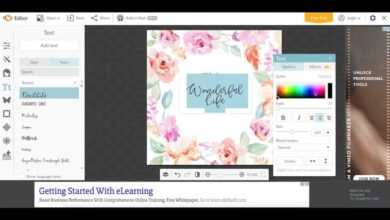 Photo of How to create banners for my online social networks for free using PicMonkey