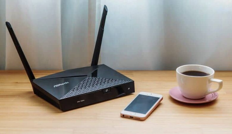 forbidden place router
