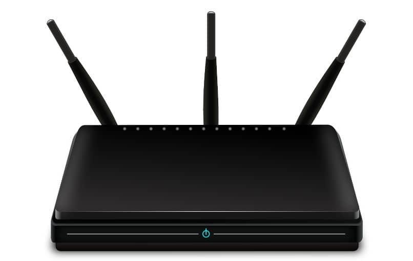 default gateway router problem