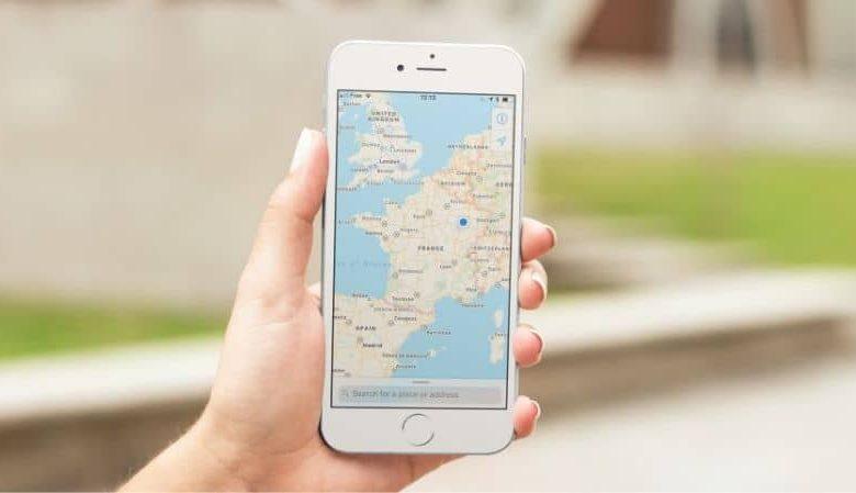 iphone phone location