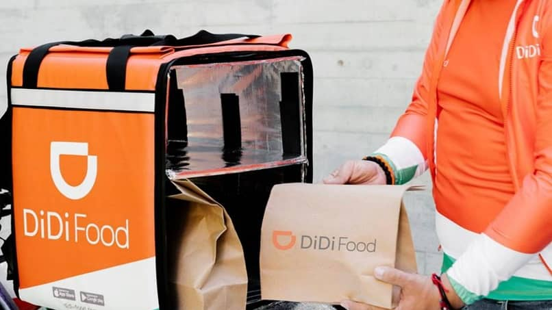 deliver food with didi food