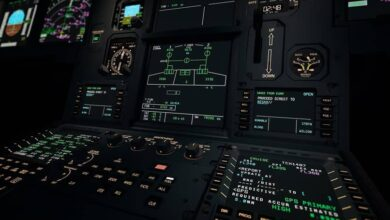 Photo of What is the ACARS system and how does it work in aeronautical communication?