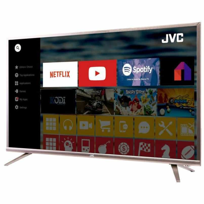 activate or deactivate subtitles in jvc tv